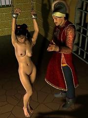 Porn 3D BDSM Comix