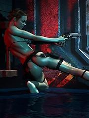 3d animated porn